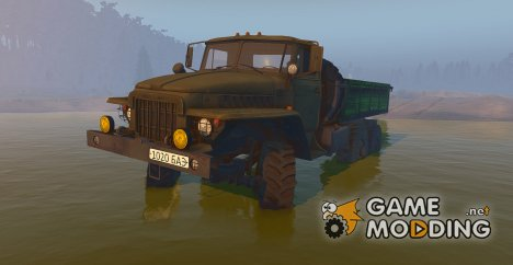 УРАЛ-375 for Spintires 2014
