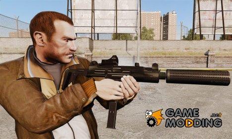 Тактическая узи v1 для GTA 4