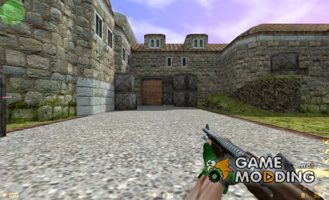 LIGHT Brown M3 (recolor) для Counter-Strike 1.6