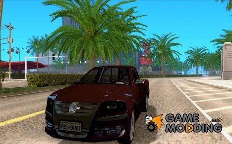 VW Saveiro G4 Surf для GTA San Andreas