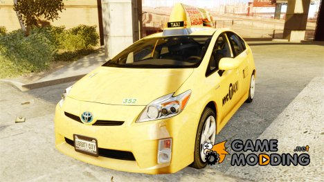 Toyota Prius NYC Taxi 2011 for GTA 4