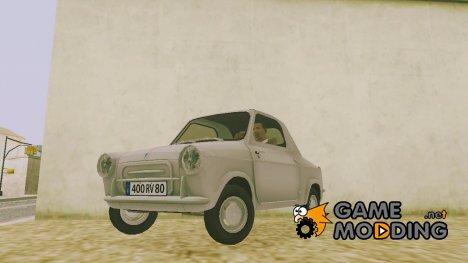 Vespa 400 для GTA San Andreas