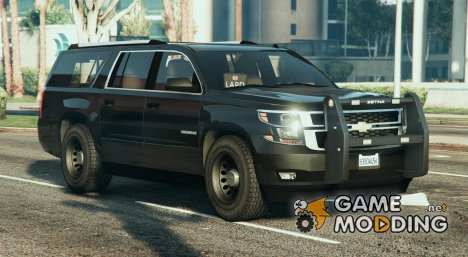2015 Chevrolet Suburban Unmarked for GTA 5