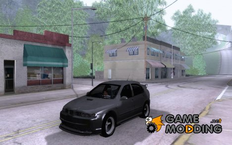 Seat Leon Tuned for GTA San Andreas