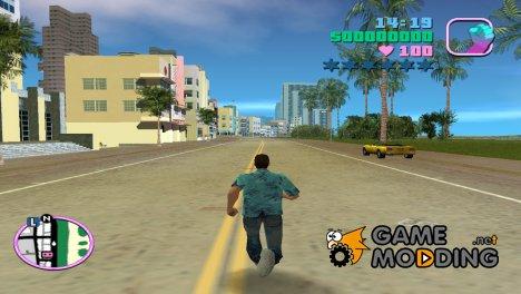 Пустой траффик for GTA Vice City