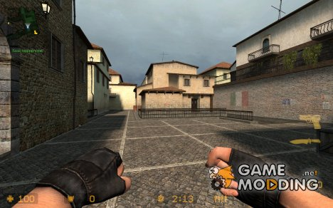 Fists Of Fury для Counter-Strike Source