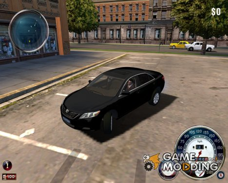 Toyota Camry 2007 для Mafia: The City of Lost Heaven
