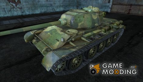 T-44 4 for World of Tanks