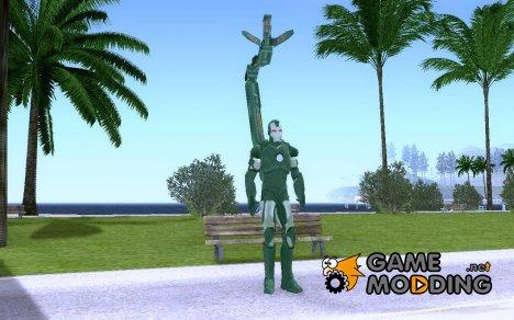 Железный скорпион for GTA San Andreas
