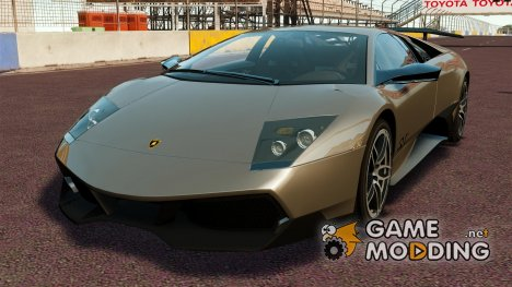 Lamborghini Murcielago LP670-4 SV [EPM] for GTA 4