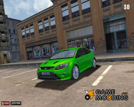Ford Focus II Facelift RS для Mafia: The City of Lost Heaven