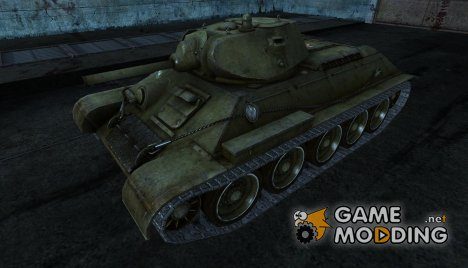 T-34 25 для World of Tanks