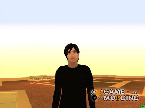 Джаред Лето (30 Seconds to Mars) for GTA San Andreas
