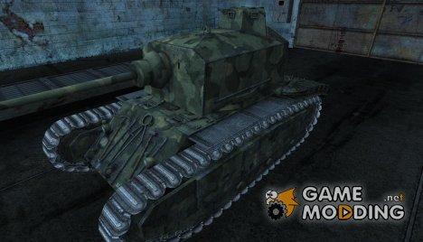 Шкурка для ARL 44 для World of Tanks