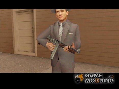 Thompson M1A1 from Mafia 2 for GTA San Andreas