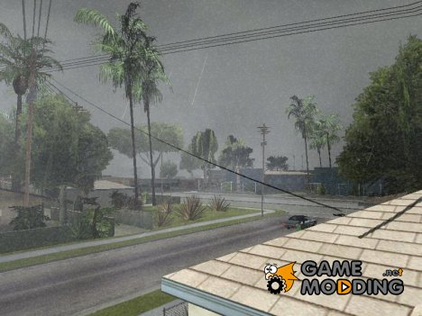 Random Weather for GTA San Andreas