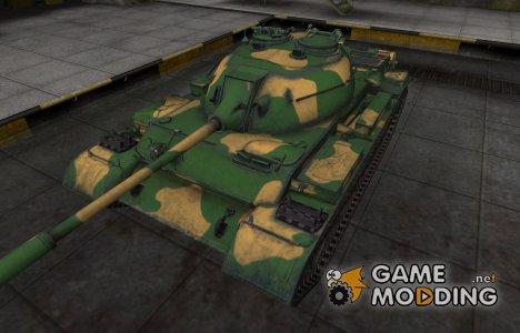 Китайский танк WZ-131 для World of Tanks