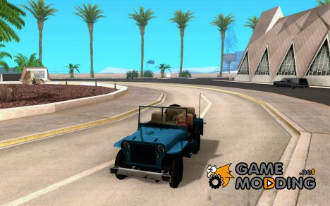 Willys for GTA San Andreas
