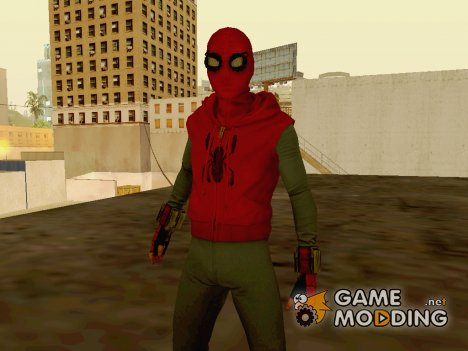 Spider-Man Homecoming (2017) для GTA San Andreas