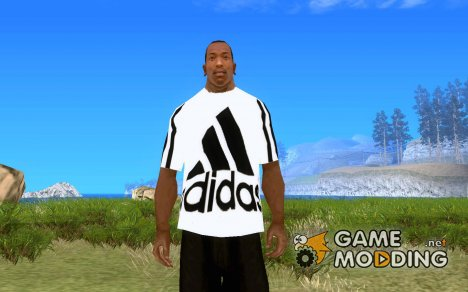 Футболка Adidas for GTA San Andreas
