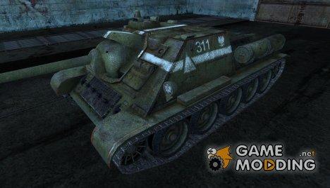 СУ-85 для World of Tanks