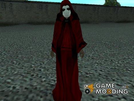 Masonlar Monk from Kurtlar Vadisi Pusu для GTA San Andreas
