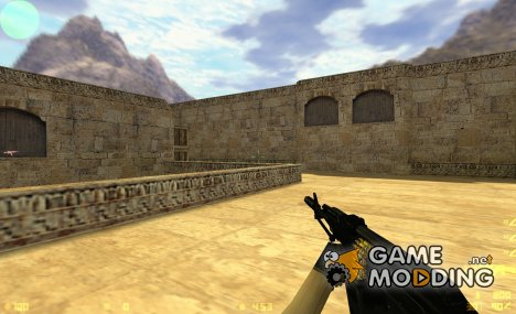 АК-47 Ammobox for Counter-Strike 1.6