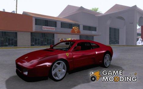 Ferrari 348 TB для GTA San Andreas