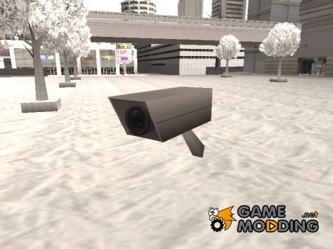 CCTV camera for DYOM for GTA San Andreas