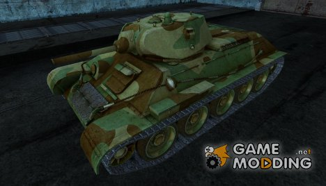 T-34 16 for World of Tanks