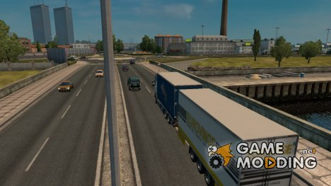 ТАНДЕМ 37.5 for Euro Truck Simulator 2