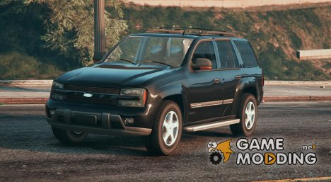 Chevrolet Trailblazer для GTA 5