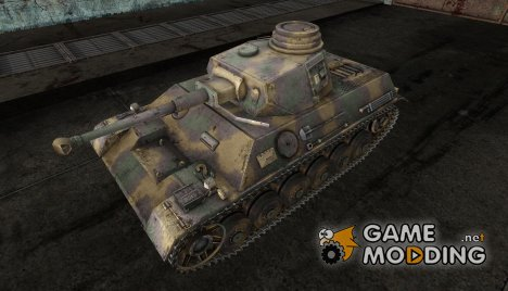 PzKpfw III/VI for World of Tanks
