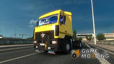 MAZ 5440 for Euro Truck Simulator 2