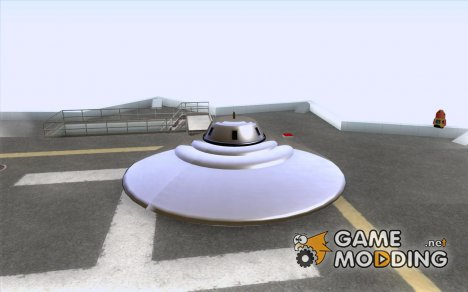 Bob Lazar Ufo for GTA San Andreas