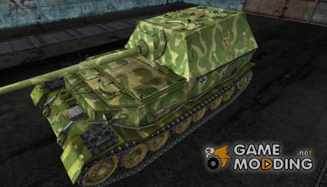 Ferdinand 26 (+Zimmerit) для World of Tanks