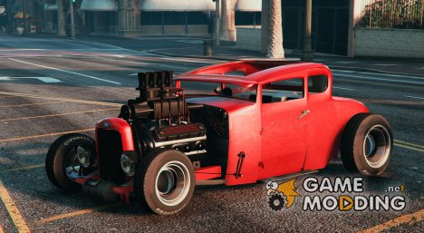 Smith 34 Hot-Rod for GTA 5