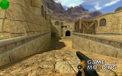 CS 1.6 Glock Revitalization Milenia для Counter-Strike 1.6