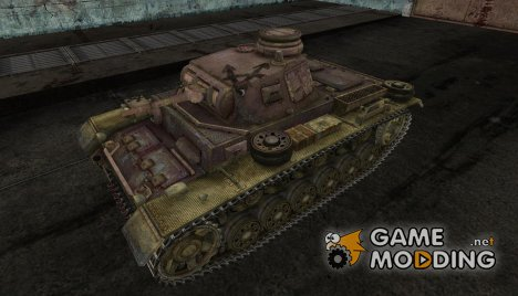 Pz III for World of Tanks