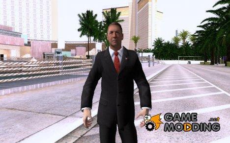 Борис Ворошевский из MW3 для GTA San Andreas