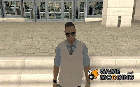 Новый репортер for GTA San Andreas