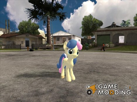 Bon-Bon (My Little Pony) для GTA San Andreas