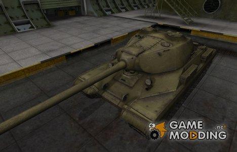 Шкурка для СТ-I в расскраске 4БО for World of Tanks