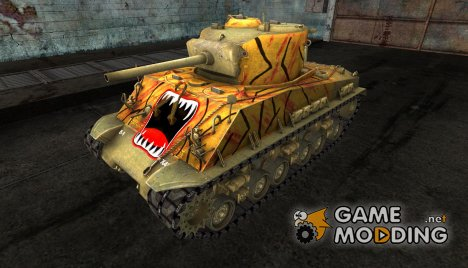 M4A3 Sherman 2 for World of Tanks