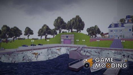 Rockstar Heights v.1.0 для GTA 3