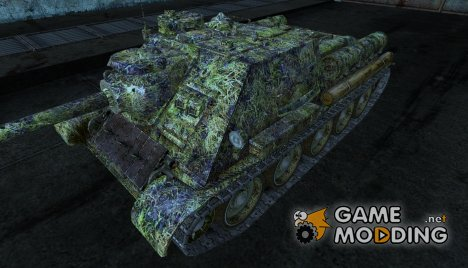 СУ-100  Rjurik 1 for World of Tanks