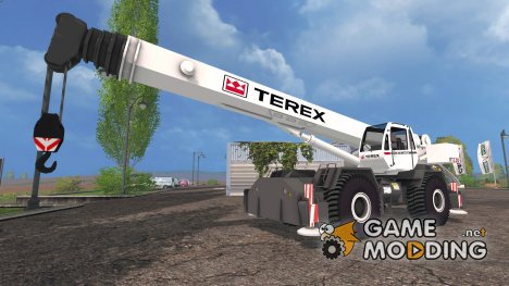 Terex RT130 для Farming Simulator 2015