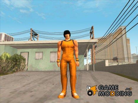 Law Tekken v1 для GTA San Andreas
