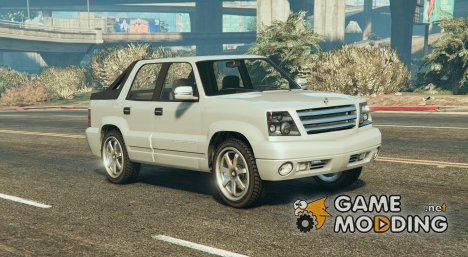 Cavalcade FXT 0.1 for GTA 5