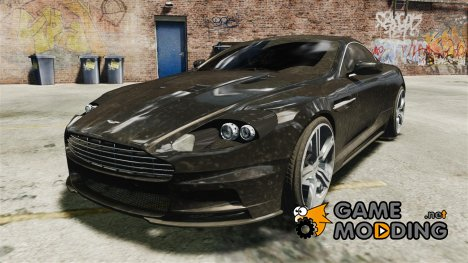 Aston Martin DBS v1.0 for GTA 4